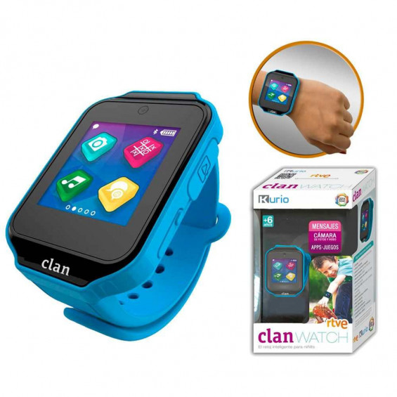 Clan Smartwatch