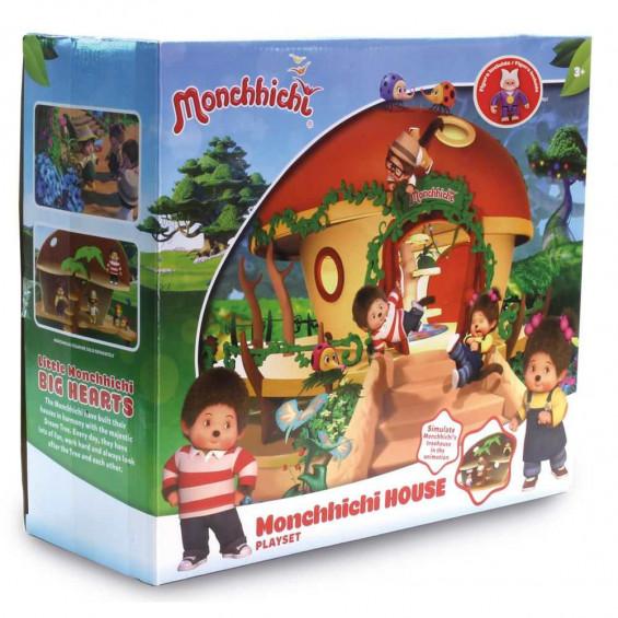 Monchhini Casa Playset con Figura