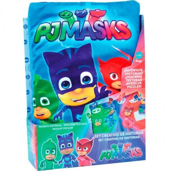 PJ Masks Set Creativo de Historias