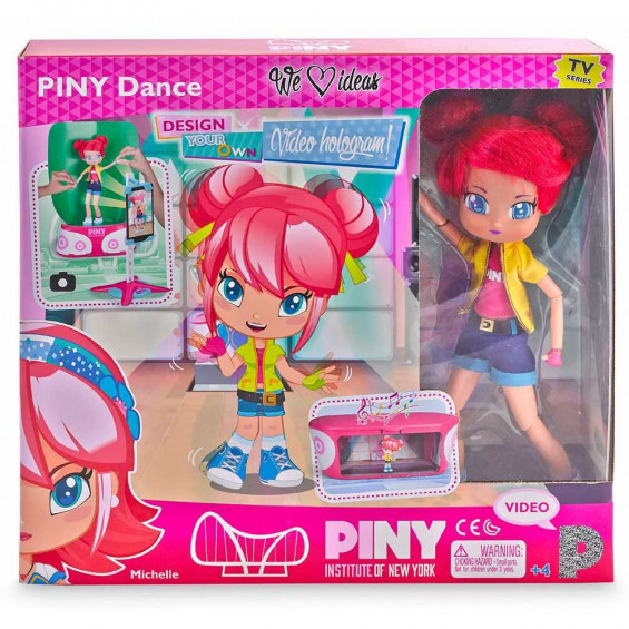 PinyPon Piny Fashion Dolls Piny Dance