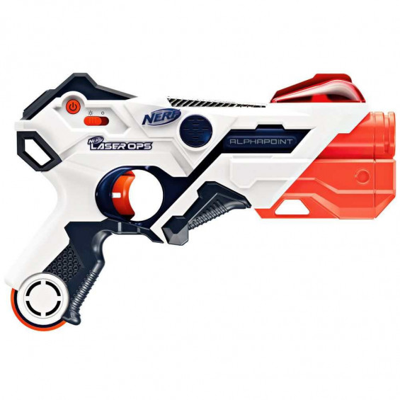 Nerf Laser Ops Vector Alpahapoint 2Pck
