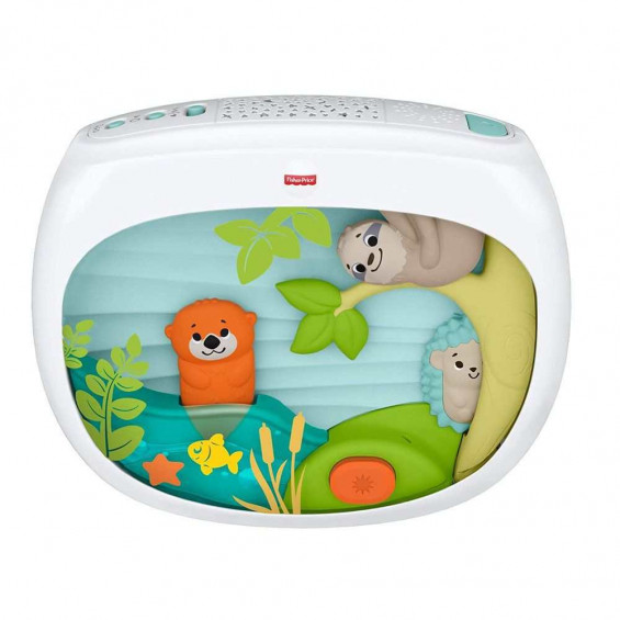 Fisher Price Settle & Sleep Proyector Animalitos