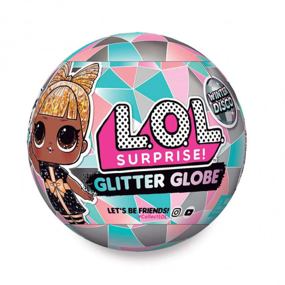 L.O.L. Surprise Holiday Glitter Winter Varios Modelos