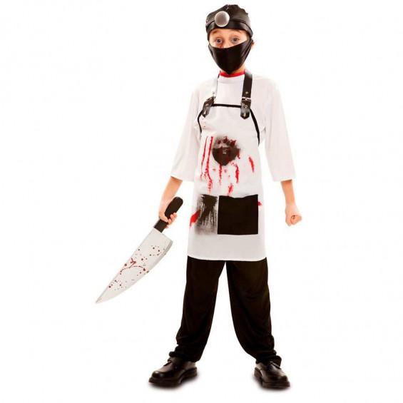 Disfraz Infantil Doctor Killer Talla 5-6 Años