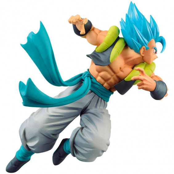 Banpresto Figura Dragon Ball Z Gogeta Súper Saiyan God