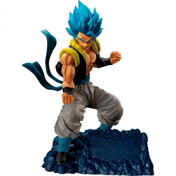 Banpresto Figura Dragon Ball Gogeta Super Saiyan God