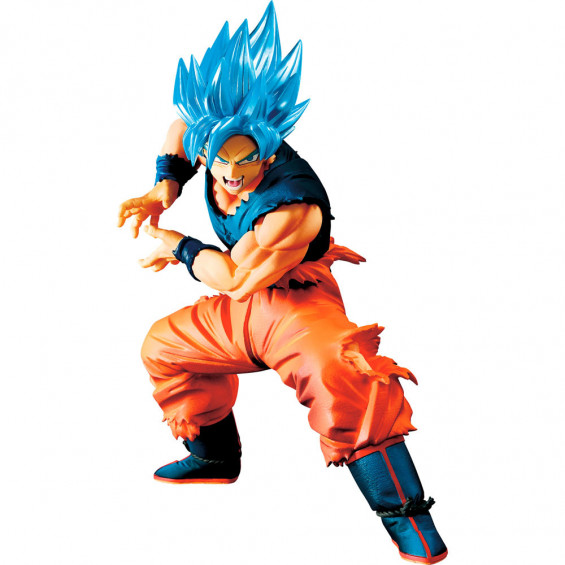 Banpresto Figura Dragon Ball Z Goku Blue Maximat
