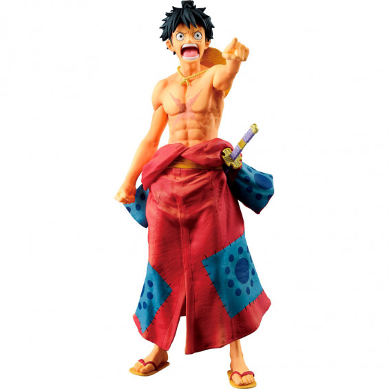 Banpresto Figura One Piece Luffy