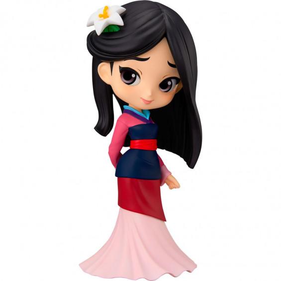 Q Posket Figura Disney Princess Mulan