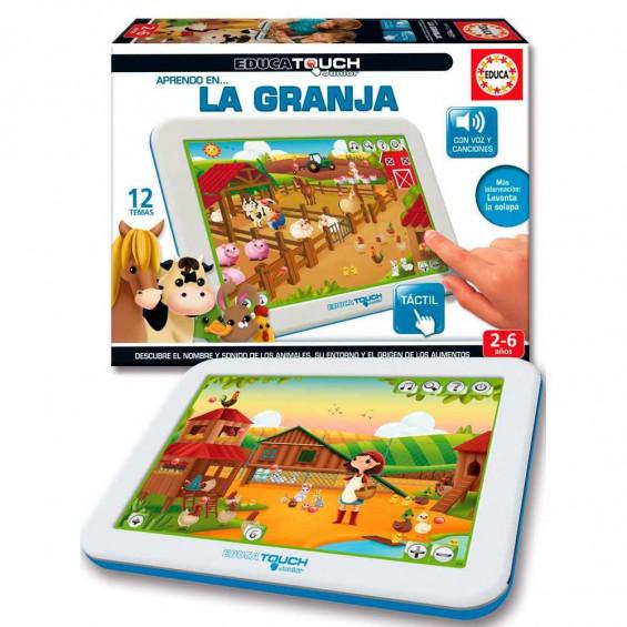Educa Touch Junior La Granja