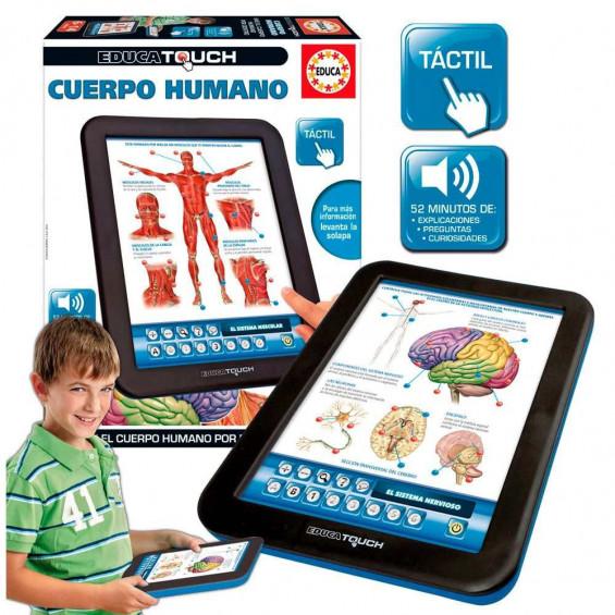 Educa Touch Cuerpo Humano