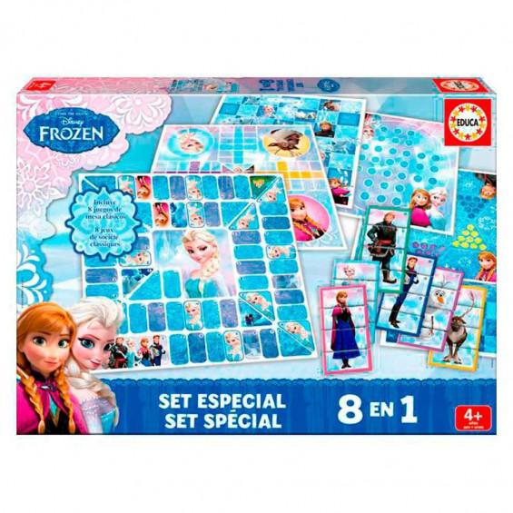 Frozen Educa Set Especial 8 en 1