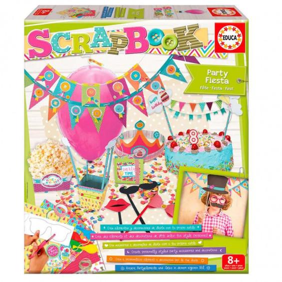 Scrapbook Party Fiesta