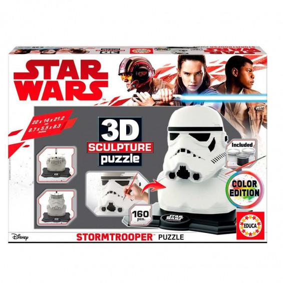 Puzzle 3D Sculptures Stormtrooper