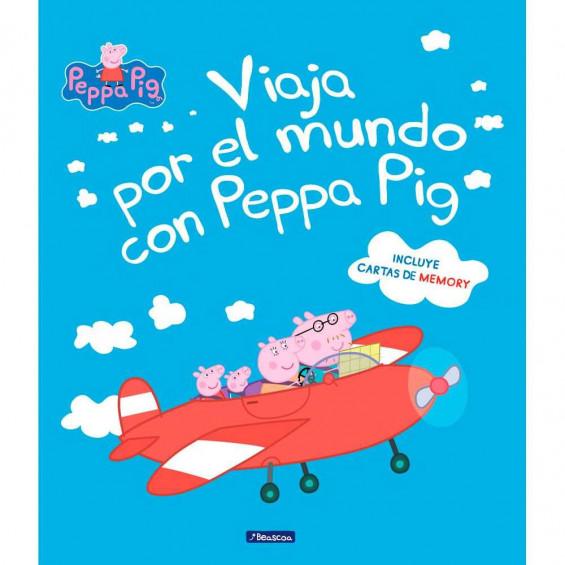 Peppa Pig, Viaja Por El Mundo Con Peppa Pig