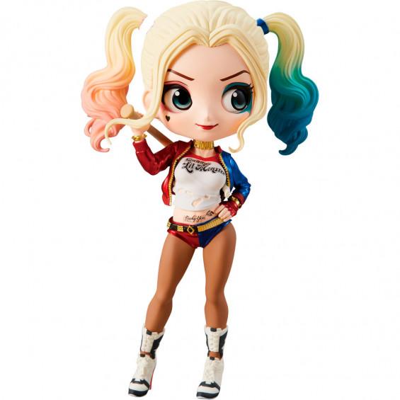 Q Posket Figura Harley Quinn