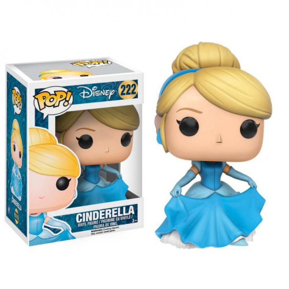Funko Pop! Disney Figura de Vinilo Cenicienta