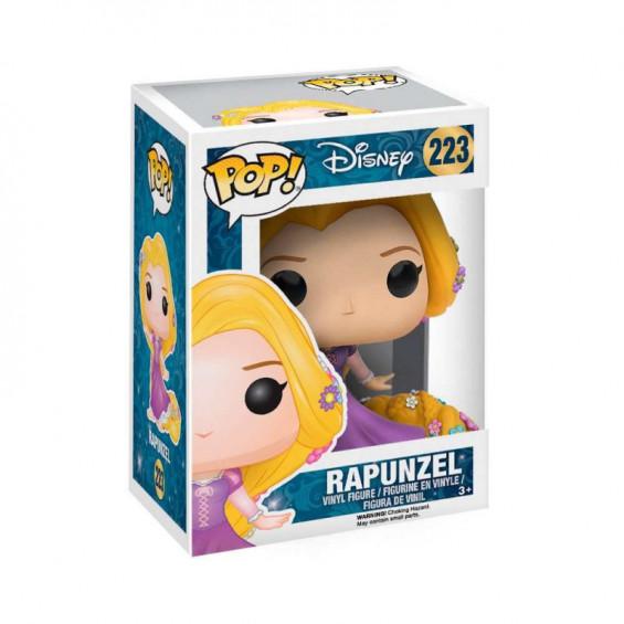Funko Pop! Disney Figura de Vinilo Rapunzel