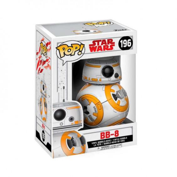 Funko Pop! Star Wars Figura de Vinilo BB-8