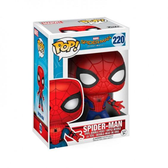 Funko Pop! Marvel SPIDER-MAN Figura de Vinilo SPIDER-MAN