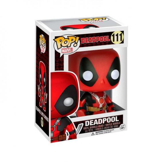 Funko Pop! Marvel Deadpool Figura de Vinilo Deadpool