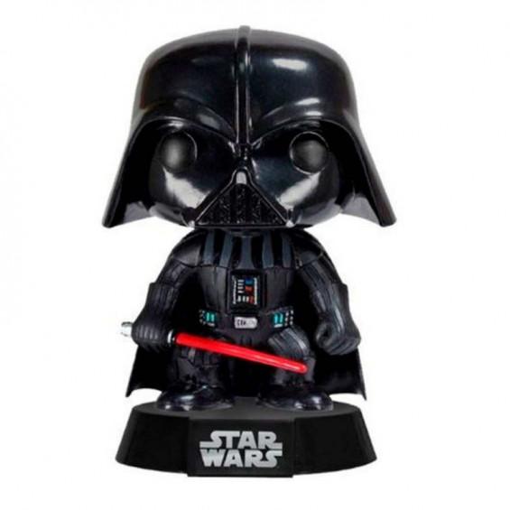 Funko Pop! Figura de Vinilo Star Wars Darth Vader