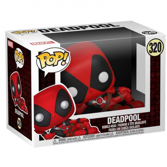 Funko Pop! Deadpool Figura de Vinilo Deadpool