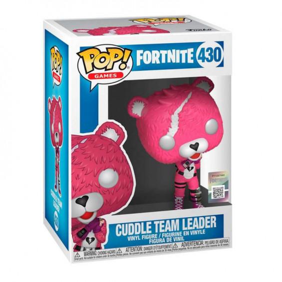 Funko Pop! Games Fortnite Cuddle Team Leader