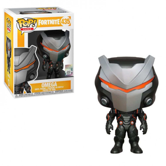 Funko Pop! Games Fortnite Figura de Vinilo Omega