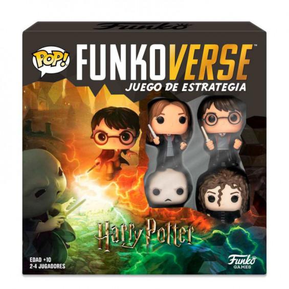 Funko Pop! Harry Potter Figura de Vinilo Funkoverse Game