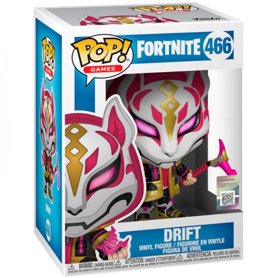 Funko Pop! Figura de Vinilo Games Fortnite S2 Drift