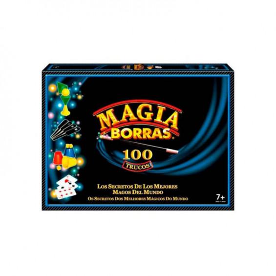 Magia Borrás Clásica 100 Trucos