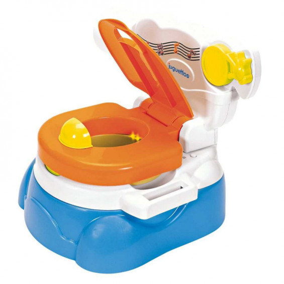 Bebé Vip WC Divertido 2 en 1