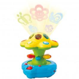Bebé Vip Proyector Musical Flor