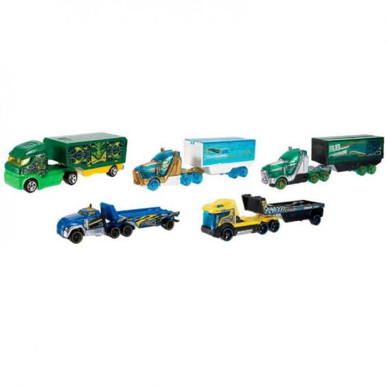 Hot Wheels City Camiones Varios Modelos