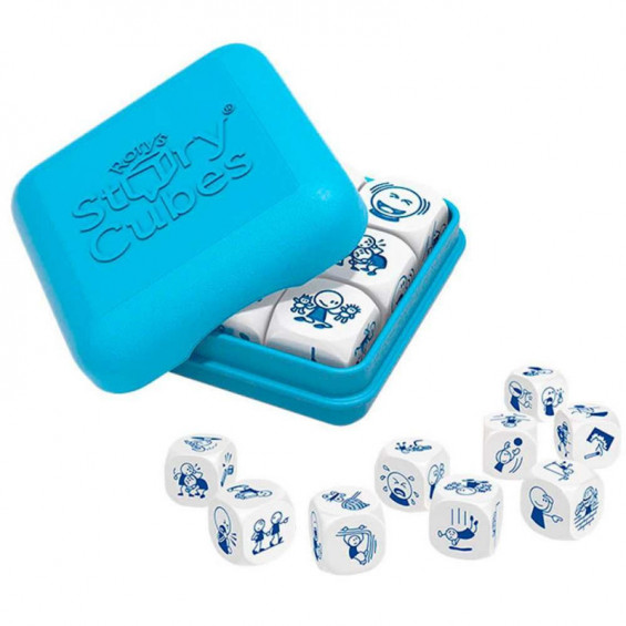 Story Cubes Acciones Blister