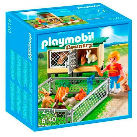 Playmobil Country Conejeras - 6140