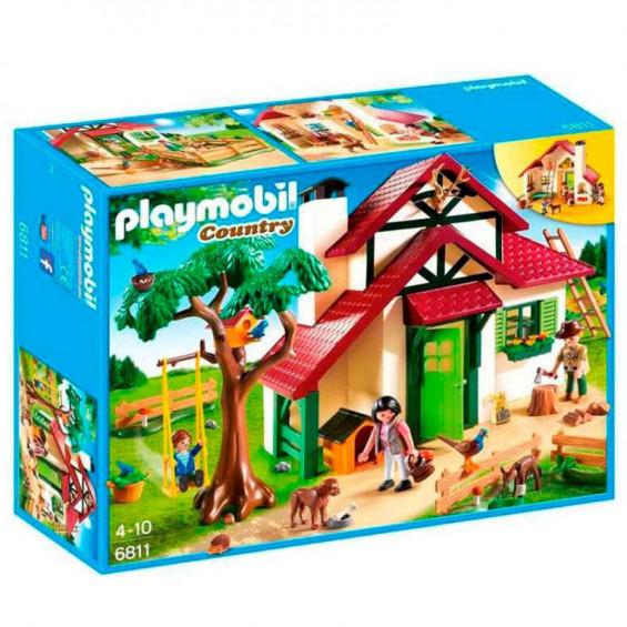 Playmobil Country Casa Del Bosque - 6811