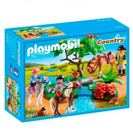 Playmobil Country Paseo de Ponis en el Campo - 6947