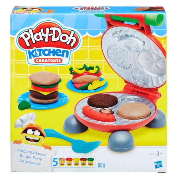 Play-Doh La Barbacoa