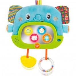 Bebé Vip Elefante Espejo Musical