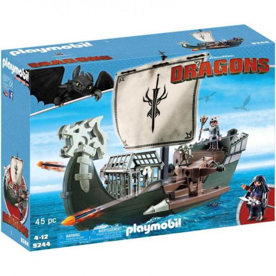 Playmobil Dragons Barco de Drago - 9244