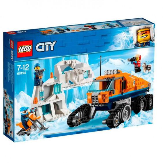LEGO City Ártico Vehículo de Exploración - 60194