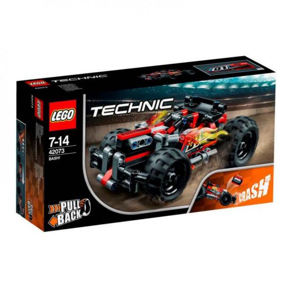 LEGO Technic ¡Derriba! - 42073