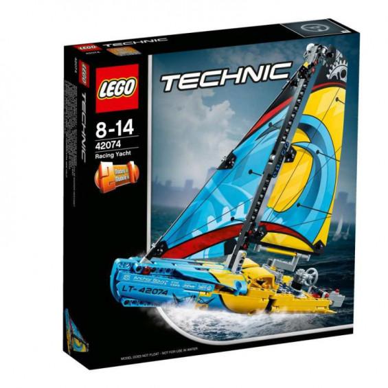 LEGO Technic Barco de Competición - 42074