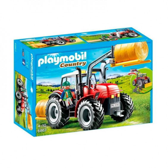 Playmobil Country Tractor - 6867