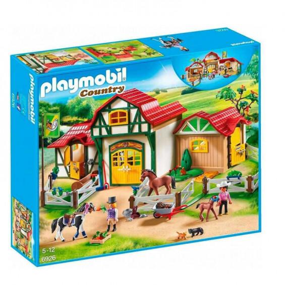 Playmobil Country Granja de Caballos - 6926