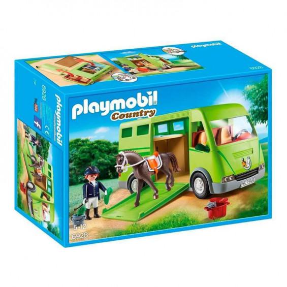 Playmobil Country Transporte de Caballo - 6928