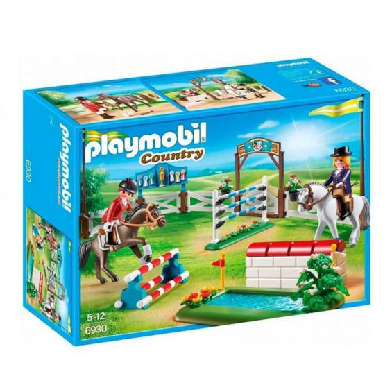 Playmobil Country Torneo de Caballos - 6930