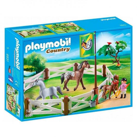 Playmobil Country Competición Doma - 6931